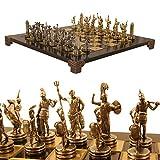 [page_title]-Übergames Dekoratives Schach Spiel Poseidon
