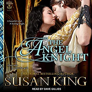 The Angel Knight cover art