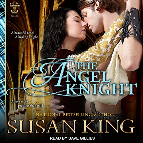 The Angel Knight     The Celtic Lairds Series, Book 1              By:                                                                                                                                 Susan King                               Narrated by:                                                                                                                                 Dave Gillies                      Length: 12 hrs and 25 mins     5 ratings     Overall 4.6