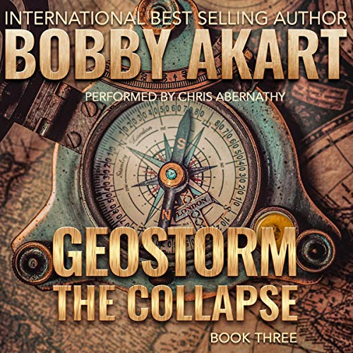 Geostorm The Collapse audiobook cover art