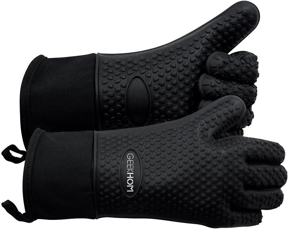 Los mejores guantes para el horno