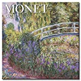 Monet Mini Wall Calendar 2021,...