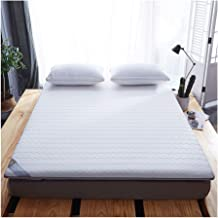 Tatami Mattress, Folding Bed Mattress Thickened Non-Slip Latex Mattress Breathable Mattress Student Mattress for Home Camp...