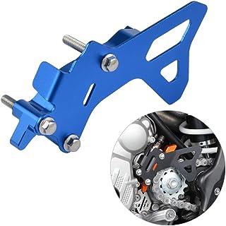 H2Racing Motor Case Platzsparer Kettenritzel Abdeckungen Ersetzen TC/TE/TX250/300 2017 2019,TE250i/300i 2018 2019,FC250/350 2016 2019,FE/FX250/350 2017 2019
