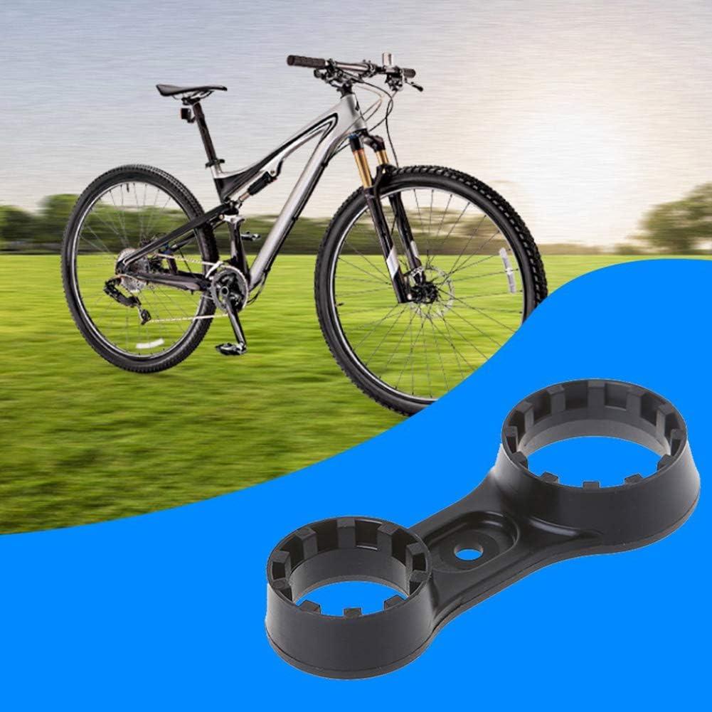 Doppelkopf-Frontgabel-Reparaturschl/üssel Fahrradteile Almabner Fahrradschl/üssel Zubeh/ör f/ür SR Suntour XCT XCM XCR Fahrrad-Schraubenschl/üssel