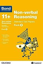 Best bond 11+ non verbal reasoning standard test papers Reviews