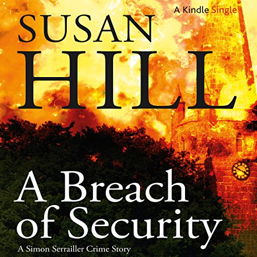 A Breach of Security cover art