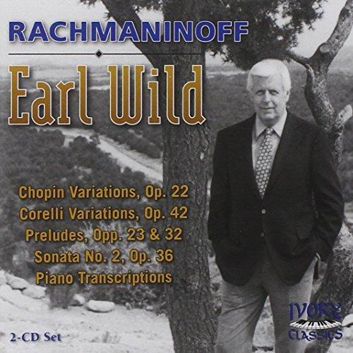 Earl Wild - Rachmaninoff Solo Piano by Ivory Classics (2008-12-02)