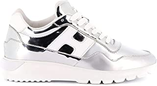 Hogan Luxury Fashion Womens GYW3710CJ10LME2AOP Silver Sneakers | Fall Winter 19