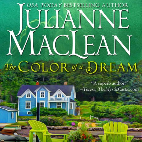 The Color of a Dream audiobook cover art