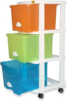 National Store-IT 250 Multipurpose Storage Drawer, Multicolor