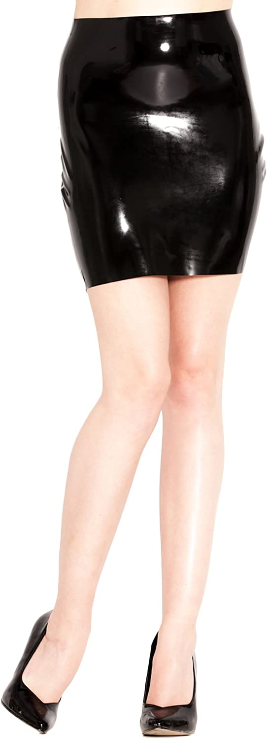 Skin Max 77% OFF Two Clothing Women's Skirt in 12 size Same day shipping Black UK Rubber M