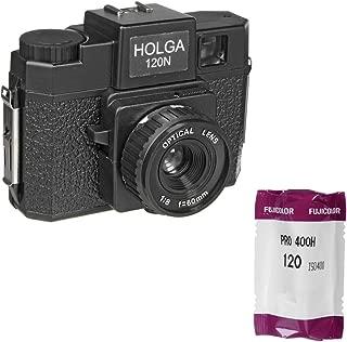 holga and diana cameras