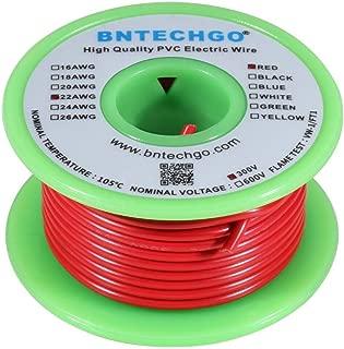 22 gauge solid wire