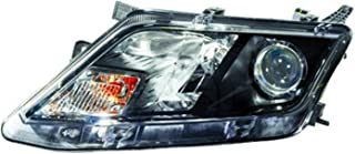 GetAllParts New Aftermarket Driver Side Front Head Lamp Assembly 9E5Z13008B
