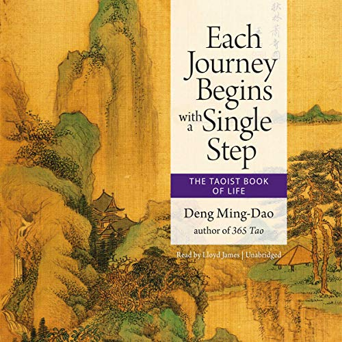 Each Journey Begins with a Single Step audiobook cover art