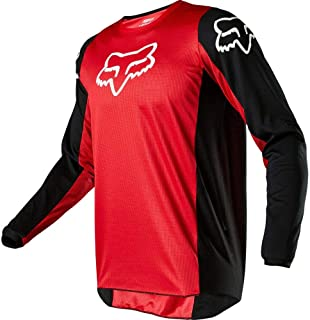 2020 Fox Racing Youth 180 Prix Jersey-Flame Red-YM