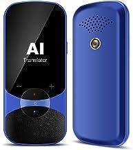 Intelligente aanraakschermvertaler, geschikt voor spraakopname en real-time beeldvertaling, fotovertaling in 45 landen, we...