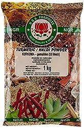 Ngr Turmericpulver/Kurkuma, 1er Pack (1 x 1 kg Packung)