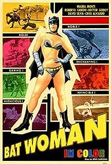Bat-Woman POSTER Movie (27 x 40 Inches - 69cm x 102cm) (1968)
