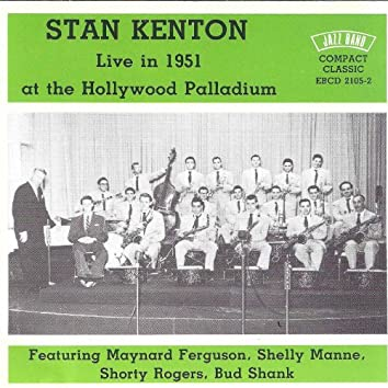 Live in 1951 - At the Hollywood Palladium