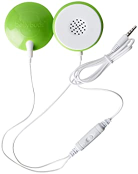 WavHello BellyBuds, Baby-Bump Headphones, Prenatal Bellyphones Pregnancy Speaker System Plays Music, Sound and Voices...