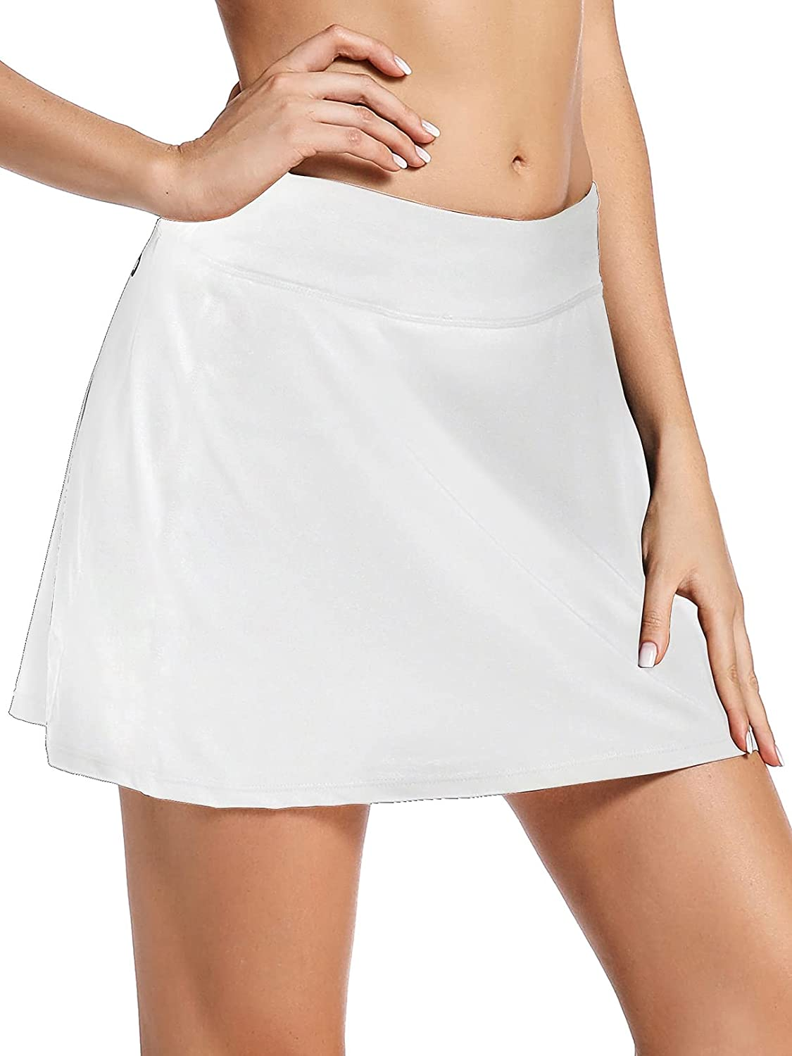 Jessie Kidden Women's Athletic Stretch SEAL limited product Skort Skirts with Max 45% OFF Tennis