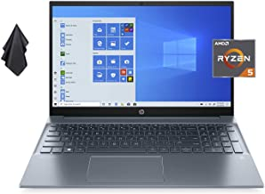 "$699 » 2021 Newest HP Pavilion 15.6"" FHD IPS Non-Touch Laptop, AMD 6-Core Ryzen 5 4500U Up to 4.0 GHz (Beats i5-1035G1), 16GB DDR..."