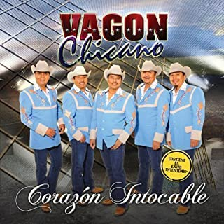 Corazon Intocable by Vagon Chicano