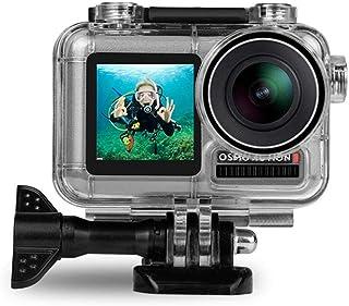 FitStill Behuizing Case voor DJI Osmo Action Camera Waterdichte Case 45 M Duiken Behuizing Beschermende Shell Case