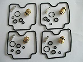 4sets Carburetor Repair Kit GSF 1200 / S/SZ/SA ABS Bandit/GSX 750 F GSX-R 1100 750 carb Mi kuni BSR36S carburetor kits
