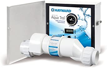 hayward aqua trol above ground pool saltwater system