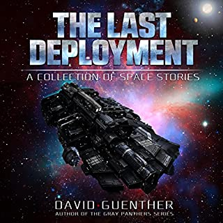 The Last Deployment audiobook cover art