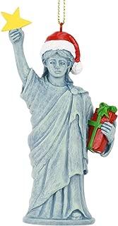 Tree Buddees Xmas Liberty Christmas Statue of Liberty Figurine Ornament