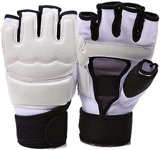 Valensha Foot Hand Protector, Kids Adult Training Foot Hand Gloves, Taekwondo Sparring Karate Guard Protector