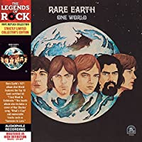One World - Cardboard Sleeve - High-Definition CD Deluxe Vinyl Replica by Rare Earth