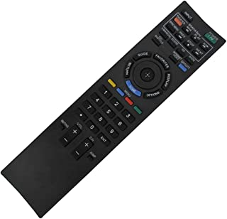 Hotsmtbang Replacement Remote Control for Sony RM-YD035 148782711 KDL-22EX300 KDL-32EX300 KDL-32EX301 KDL-32EX400 KDL-40EX400 LCD LED Bravia HDTV TV