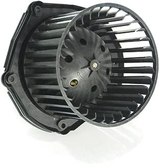 VioGi 1pc New Front HVAC AC Heater Blower Motor With Wheel Fan Cage Fit 1997-1999 Chevrolet/GMC C1500/C2500/C3500 K1500/K2500/K3500 Suburban Tahoe Yukon 2000