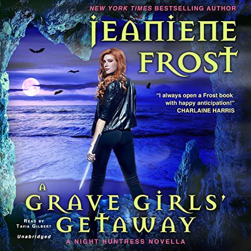 A Grave Girls' Getaway cover art
