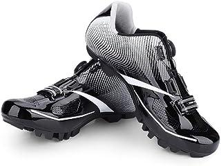 Dioche Zapatillas de Bicicleta de Montaña, 1 Par de