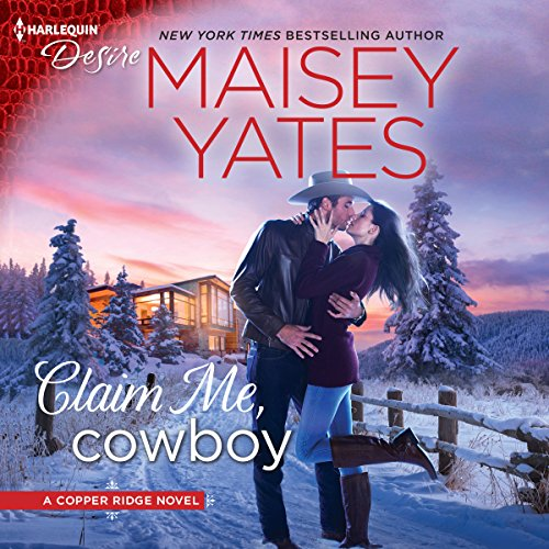 Claim Me, Cowboy audiobook cover art