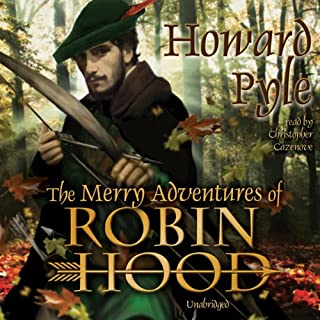 The Merry Adventures of Robin Hood cover art