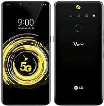 $324 » LG V50 ThinQ 128GB LMV450PM Sprint CDMA and GSM Unlocked 5G Smartphone Aurora Black with 3 Months Mint Mobile Service Incl...