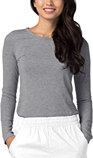 Adar Underscrubs for Women - Long Sleeve Underscrub...