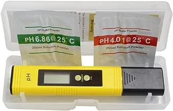 3 en 1 Medidor Humedad Tierra con PH C/ésped No se Requieren Bater/ías Luz Planta de Cuidado a Granja Prueba de Acidez de Humedad Adecuada para Jard/ín XISHUAI PH Medidor de Suelo