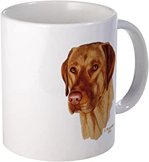 CafePress Fox Red Labrador Mug Unique Coffee Mug, Coffee Cup