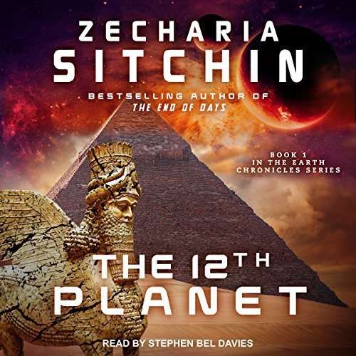 The 12th Planet audiobook cover art