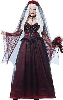 Halloween Women Costumes Black Bat Fallen Angel Devil Vampire Witch Dress Adult Cosplay Accessories