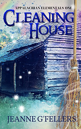 Three piece Appalachian house cleaning set.