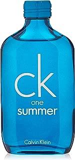 Calvin Klein CK One Summer 2018Eau De Toilette 100ml